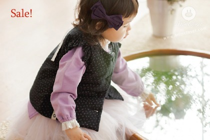 [different pattern Sale! 40%] 겨울에도 이쁜 그녀's 조끼-violet flower cotton winter waistcoat